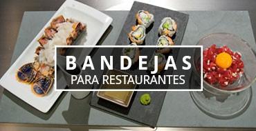 Bandejas para restaurantes
